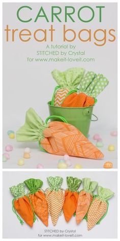 New Totally Free easter Sewing projects Suggestions DIY Easter Carrot Drawstring Treat Bag Free Sewing Patterns Easter Projects, Easter Crafts, Easter Ideas, Easter Gift, Sewing Patterns Free, Free Sewing, Diy Sewing Projects, Sewing Crafts, Easter Fabric