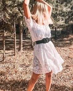 White Dress, Summer Dresses, Lifestyle, Clothes, Fashion, Outfits, Moda, Clothing, Summer Sundresses