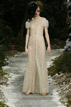 Paris Haute Couture Week: Chanel SS2013