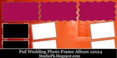 Wedding Photo Frame Album 12 X 24 Download