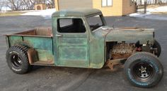 '48 Willys ratrod pickup| Builds and Project Cars | forum |