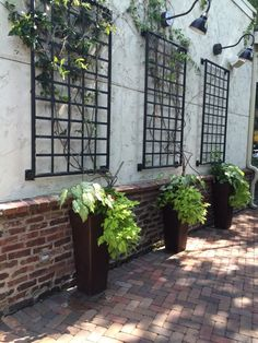 40 Garden decor ideas to change the mood In this article we show you plenty of ideas for dressing an exterior wall . There are so many possibilities to energize a naked corner that lacks char.