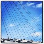 Stade Olympique de Montréal #Montréal #Stade #Olympique #Stadium #Olympic #Roof #Toit #Sky #Ciel