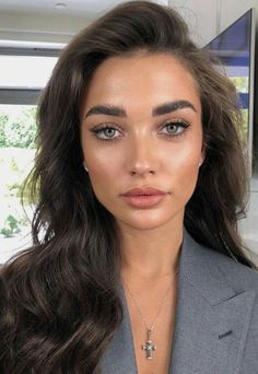 Make-up look - Beauty Home - Make-up look # Make up # Beauty - . - Make-up look – Beauty Home – Make-up look – - Beauty Make-up, Beauty Skin, Beauty Hacks, Hair Beauty, Maquillaje Glowy, Glowy Makeup, Natural Dewy Makeup, Natural Makeup Brands, Natural Summer Makeup
