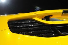 McLaren MP4-12C Spider представлен в Монтерее