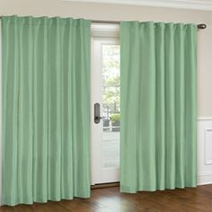 Victoria Classics Faux-Silk Lined and Interlined Window Panel - 54'' x 84'' - $83 for 2 panels