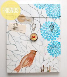 15 Friends Project | Blogged on Creature Comforts