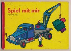 Spiel mit mir, Konrad Golz, Der Kinderbuchverlag Berlin, 1960er