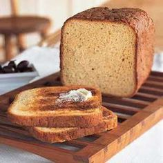 Use our bread machine recipes to make a variety of yeast breads including loaves, rolls, stromboli, and pizza dough.