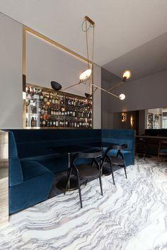 T'a bistro, Milan Italy by VINCENZO DE COTIIS