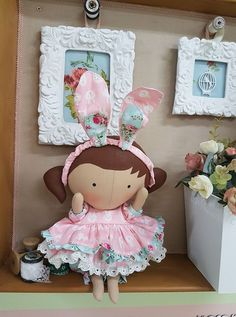 Bonecas da Josi's media statistics and analytics Diy Toys Doll, Doll Crafts, Raggy Dolls, Tilda Toy, Doll Patterns Free, Homemade Dolls, Sewing Dolls, Cute Toys, Felt Toys