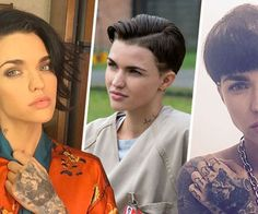 Ruby Rose, 29, is making waves for her sassy starring role as Stella Carlin on season three of Orange is the New Black. So who exactly is the newbie Aussie actress?...