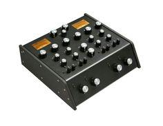 Isonoe ISO420 mastering grade 4 channel / double isolator analogue mixer.