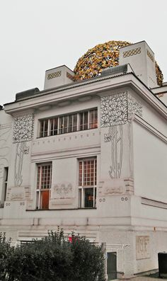 Vienna Seciession Buildnig