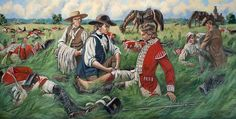 Battle of Monmouth, New Jersey June 29th, 1778
