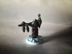Rune priest conversion - + SPACE WOLVES + - The Bolter and Chainsword