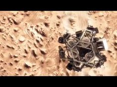 Our Curiosity: Neil DeGrasse Tyson and Felicia Day Narrate Video About Mars Rover