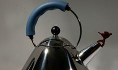 Designers applying circular economy principles to boiling water, to produce a kettle that's both stylish and sustainable