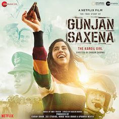 Dori Tutt Gaiyaan - Gunjan Saxena Lyrics | Bollywood Song Lyrics | MusicAholic Hindi Movie Video, Movie Songs, Hindi Movies, Song Playlist, Mp3 Song, Song Lyrics, Music App, New Music, Movies