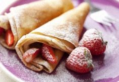 French Dessert Recipes: Rich French Crepe