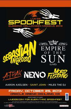 Poster for Spookfest