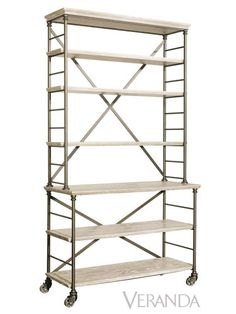Next big purchase: Suzanne Kasler Prado Bookcase from Hickory Chair