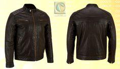 C106 Rp 1, Motorcycle Jacket, Leather Jacket, Jackets, Fashion, Studded Leather Jacket, Down Jackets, Moda, Leather Jackets