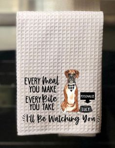 Your place to buy and sell all things handmade Boxer And Baby, Boxer Love, Boxer Puppies, Dogs And Puppies, Doggies, Boxer Dog Quotes, Horse Care Tips, Guinea Pig Toys, Dog Owners
