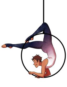 Long time no circus boy Lance