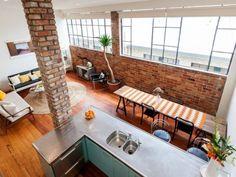 eden tce { loft apartment