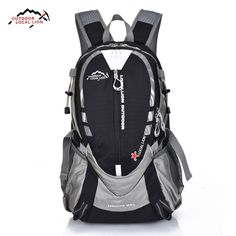 83dd5ec82ef1 Outdoor 25L Hiking Backpack Waterproof Nylon Man Cycling Bags Women  Mountaineer Camping Bag Unisex Sport Trekking