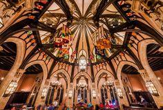 Walt Disney World Cinderella's Table restaurant - this is definitely on my bucket list