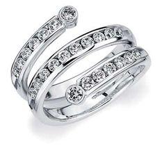 Charli's wedding rings