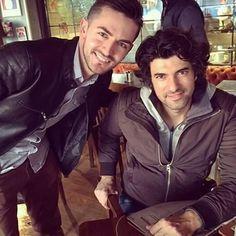 Engin Akyürek كريم التركي Энгина Акюрека  in KA'hve Cafe Restaurant, kadıköy, Istanbul 28/2/2016