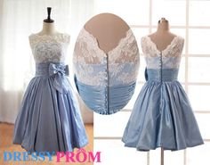 This dress!! Imagine all-white, and I'd use it for the bridesmaids =] =]