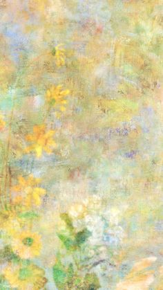 Texture Background Hd, Free Texture Backgrounds, Flower Backgrounds, Yellow Background, Vintage Flowers Wallpaper, Flower Wallpaper, Sunset Wallpaper, Iphone Background Wallpaper, Digital Texture