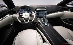 Nissan 'Sport Sedan' Concept Previews New Nissan Design Language