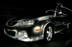 Our 2003 Mazda Protege