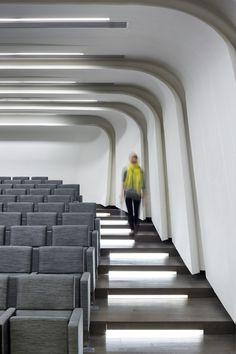 Gallery - Jockey Club Innovation Tower / Zaha Hadid Architects - 26