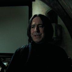 Harry Potter Severus Snape, Alan Rickman Severus Snape, Harry Potter World, Gellert Grindelwald, Weasley Twins, Dont Call Me, Secret Love, Hogwarts, Sea