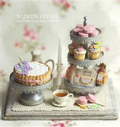 Sweet Minis By Nunu S House