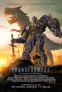 Transformers La Era de la Extinción (2014) DVDRip [Español Latino][Un LinK] Mega - FusionDescargas Up