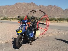honda ruckus off road | pimp my scoota: Honda Ruckus - ready for take off