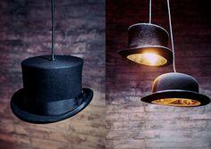 top hat lights