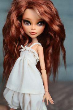 Коллекционная кукла Монстер Хай ооак