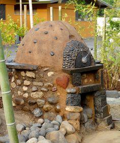 Ray Cirino's lady bug cob oven