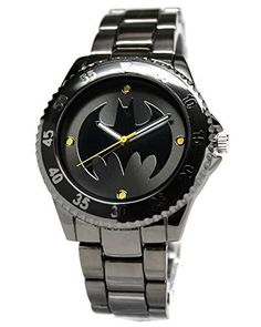 Batman Watch By Accutime Things To Buy, Things I Want, Stuff To Buy, Movies Costumes, Batman Jewelry, Batman Love, Batman Stuff, Batman Gifts, Nananana Batman
