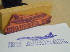 Airmail stamp 37