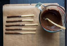 How to Make Pocky at Home