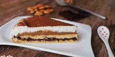lahodne sa rozplýva na jazyku ako obláčik Tiramisu, Cake Recipes, Cheesecake, Sweets, Fit, Ethnic Recipes, Kids, Sweet Pastries, Gummi Candy